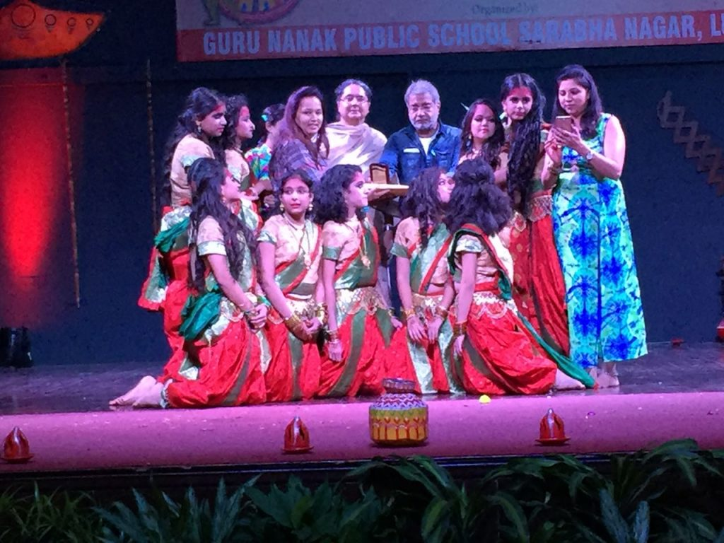 3rd Prize in LSSC Dance Competition