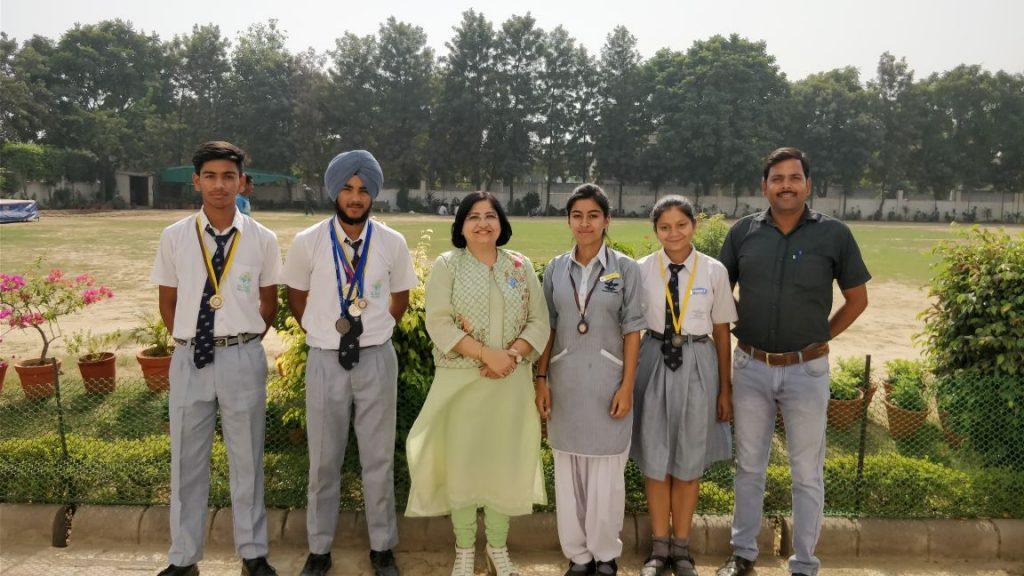 School District Winner Athletics