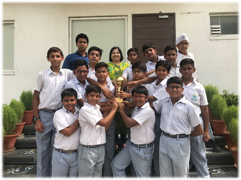 2nd in Open Cricket Tournament