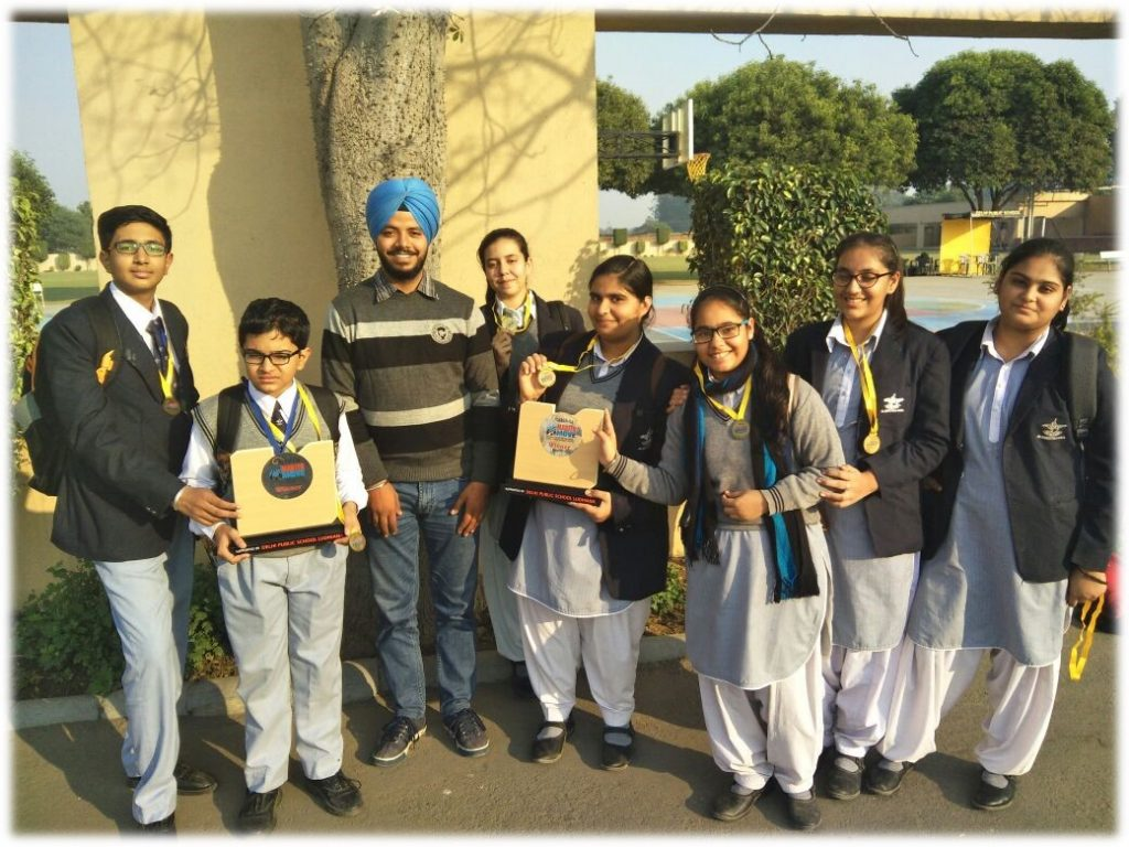 9 Gold Medals in Takshila Chess Competition