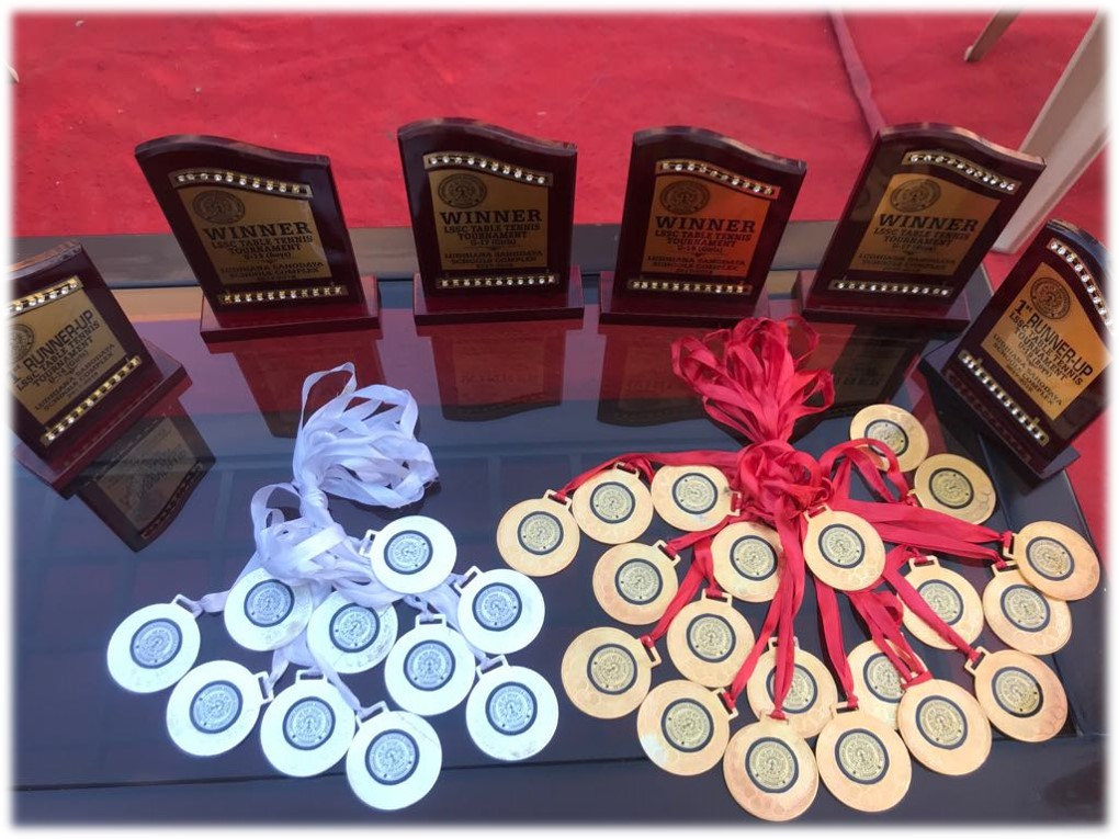 LSSC Table Tennis Tournament