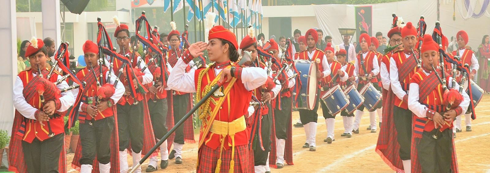 11th All India Bal Bharati Inter Unit Sports Meet